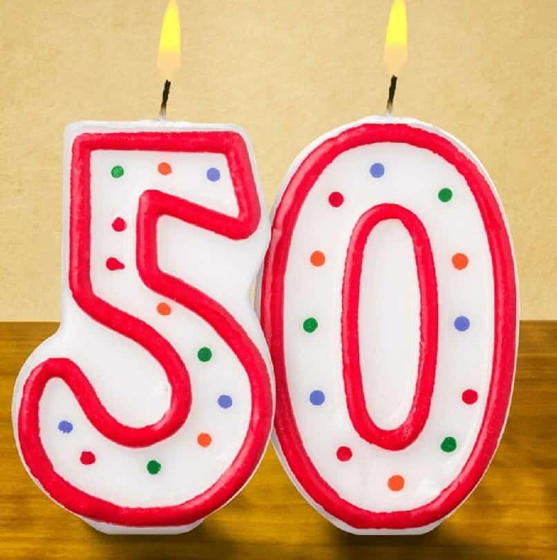 verjaardag vieren tips 50 jaar 50 jaar ideeën voor een feest (7tips)   Gallant & More verjaardag vieren tips 50 jaar