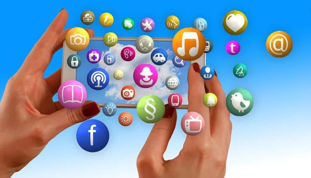 Social media bekijken