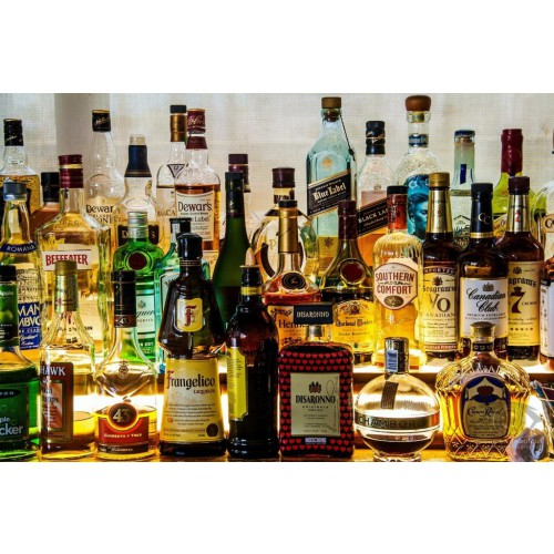 Hét drankje van 2018