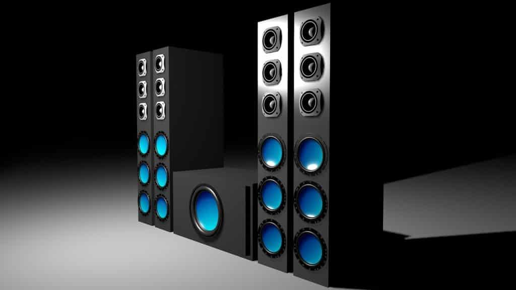 Soundsysteem