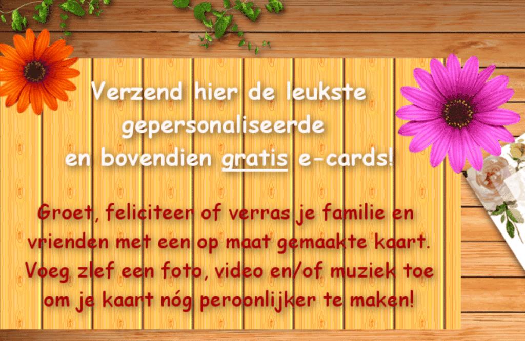 Gratis e-cards