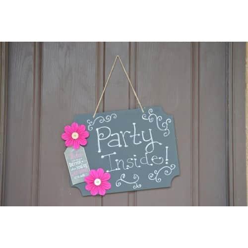 Hoe organiseer ik een waanzinnig huisfeest?
