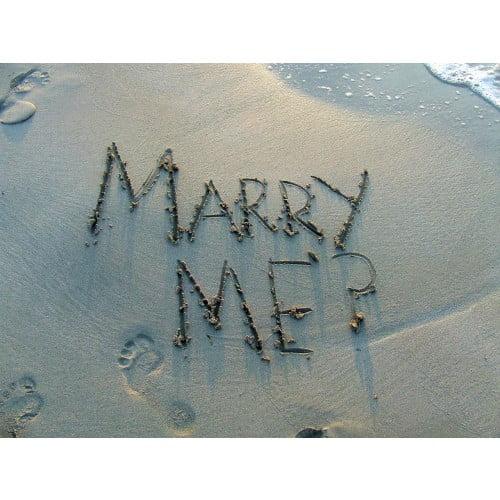 10 redenen om niet te trouwen
