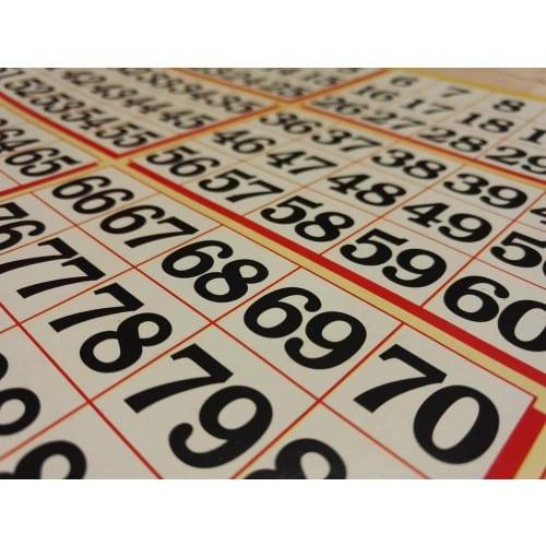Een bingo organiseren voor je feest