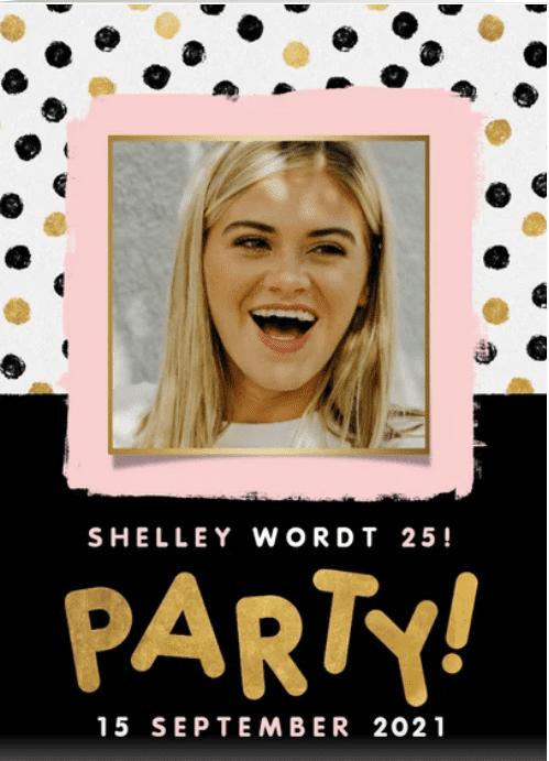 25 jaar feest uitnodiging