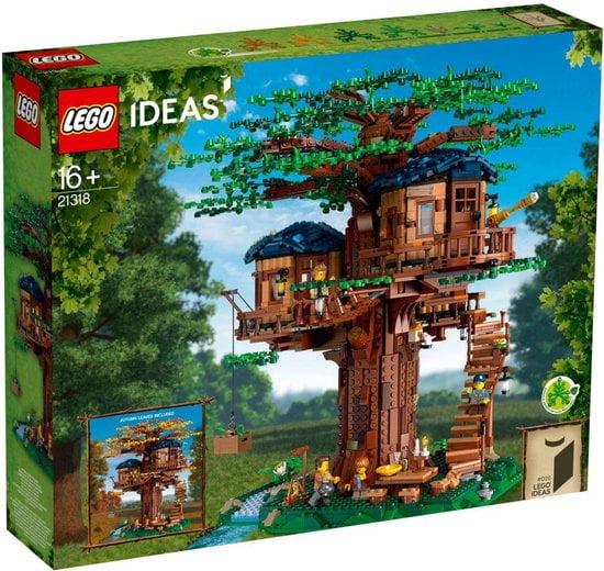 Boomhut Lego