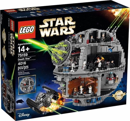 Lego Star Wars UCS Death Star