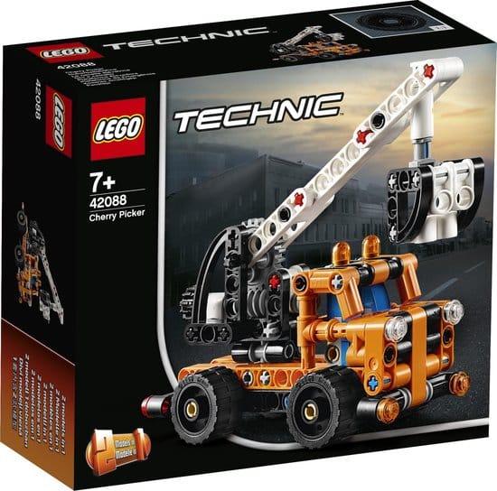 Soorten Lego - technische hoogwerker