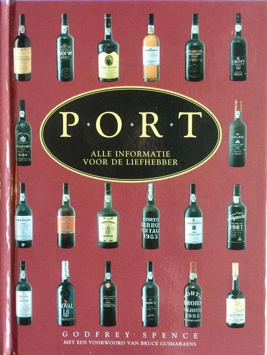 Port (alle informatie voor de liefhebber) – van Godfrey Spence & Tanja Timmerman