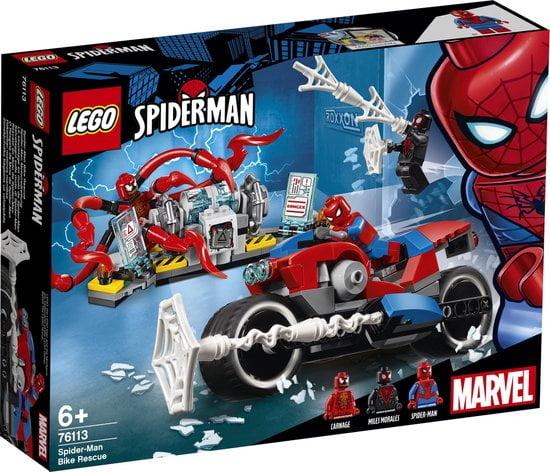 Spider man Lego
