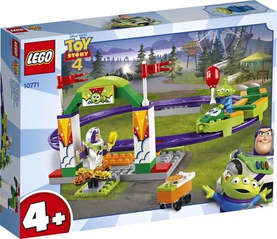 Toy Story 4 Kermis Achtbaan