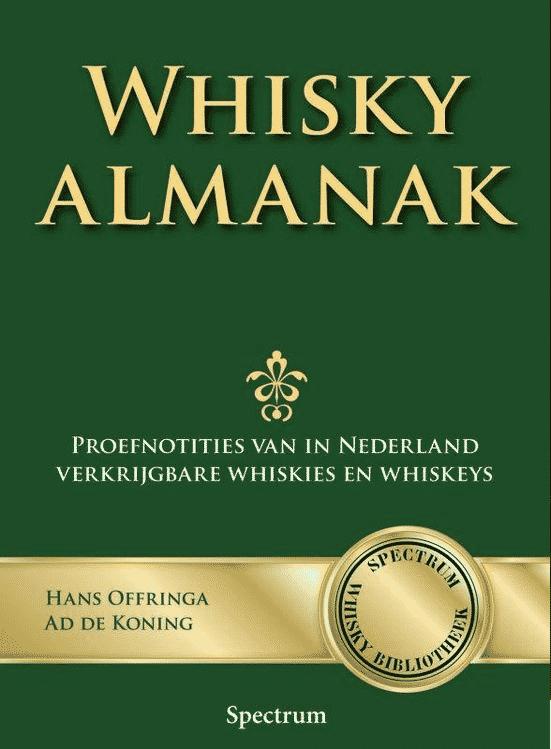 Whisky Almanak - van Hans en Becky Offringa