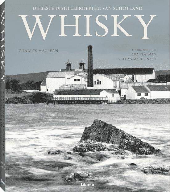 Whisky (de beste destilleerderijen van Schotland) - van Charles Maclean