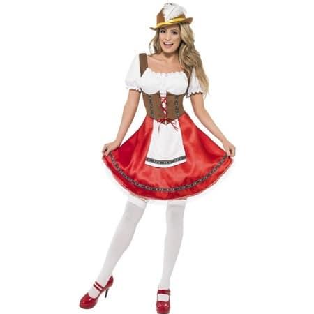 oktoberfest kleding vrouw