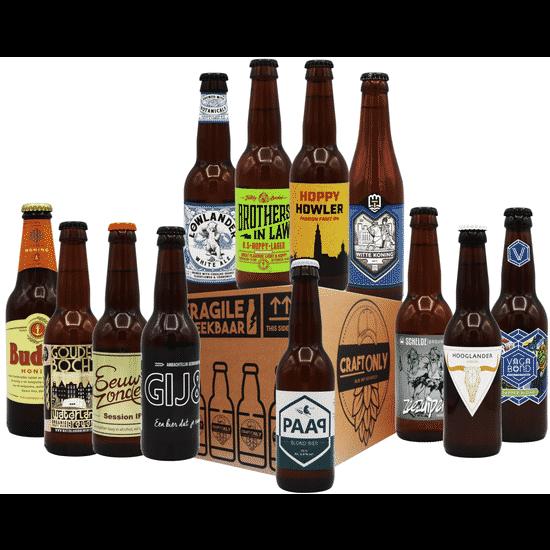 zomerse biertjes als cadeau
