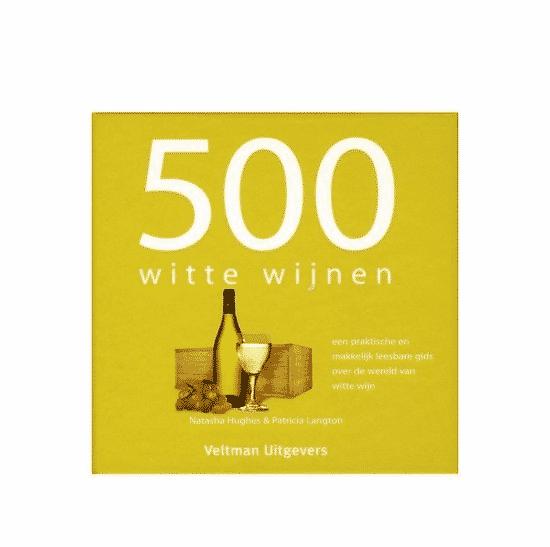 500 witte wijnen van Patricia Langton