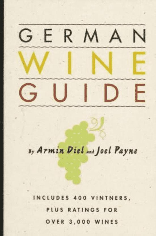 German Wine Guide van Armin Diel & Joel Payne