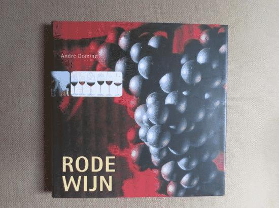 Rode wijn van Andre Domine