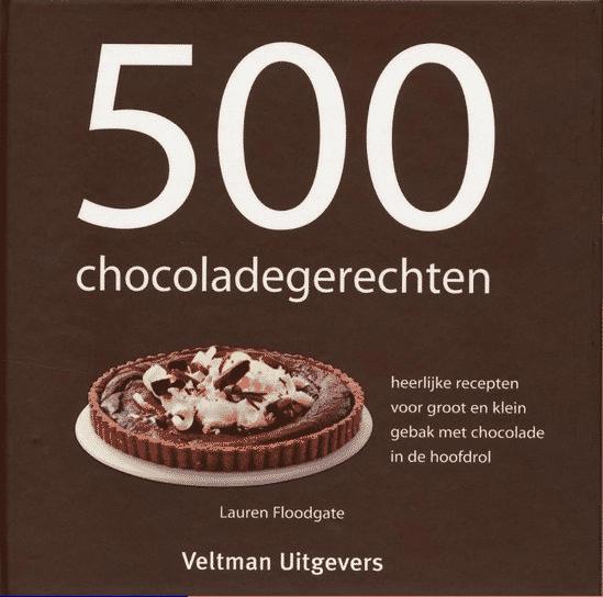 500 chocoladegerechten van L. Floodgate