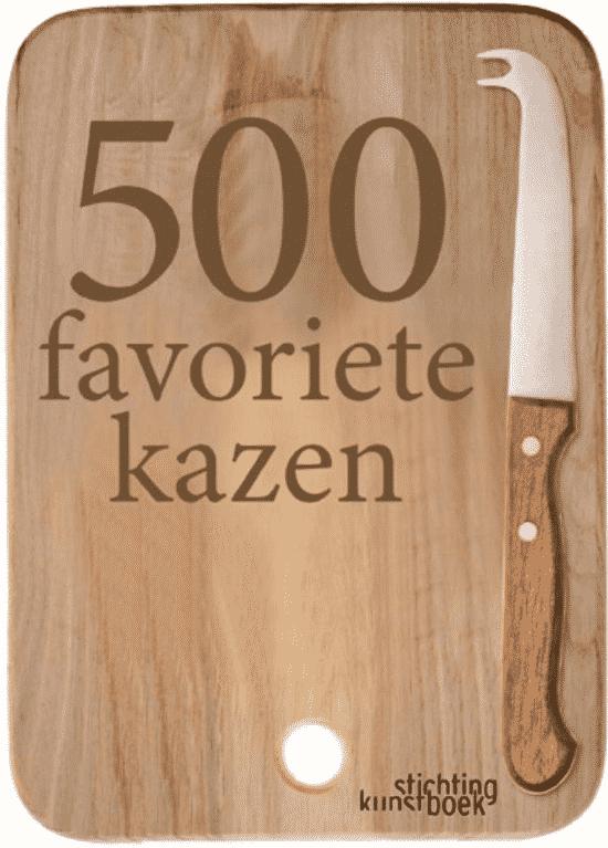 500 favoriete kazen van Betty Koster