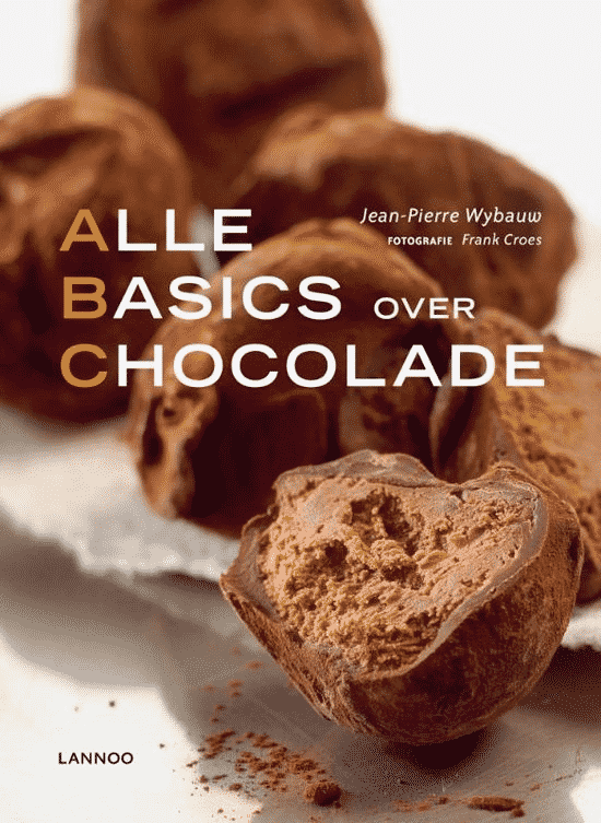 Alle basics over choco van Jean-Pierre Wybauw