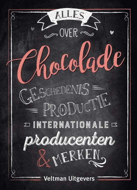 Alles over chocolade van Veltman Uitgevers B.V.