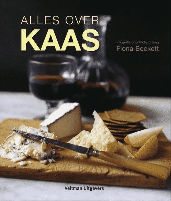 Alles over kaas van Fiona Beckett