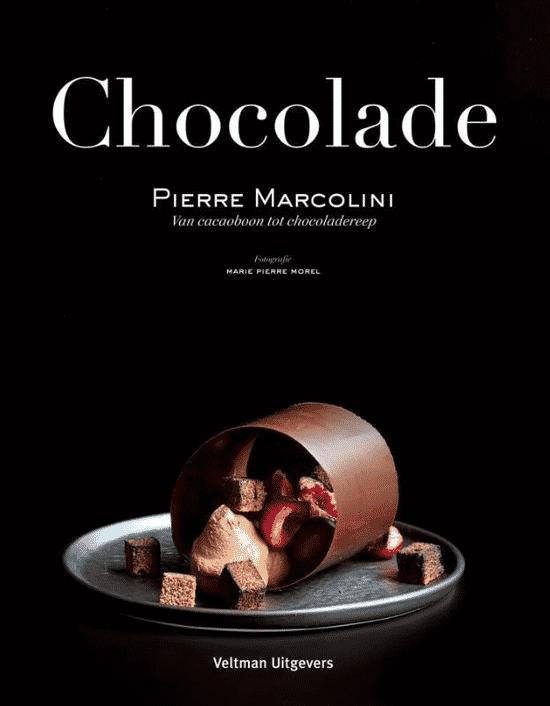 Chocolade van cacaoboon tot chocoladereep van Pierre Marcolini