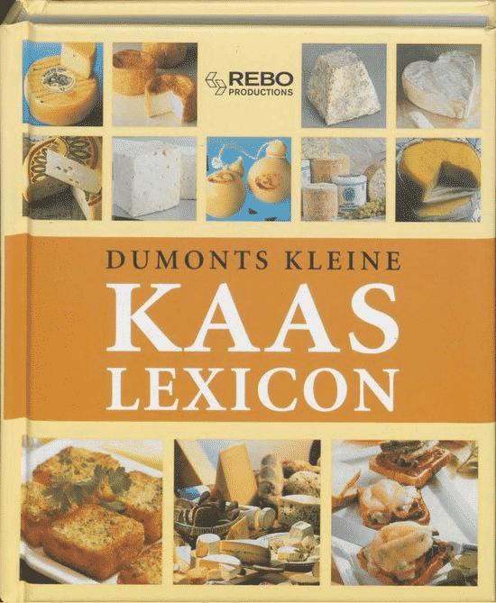 Dumonts Kleine Kaas Lexicon van A. Iburg