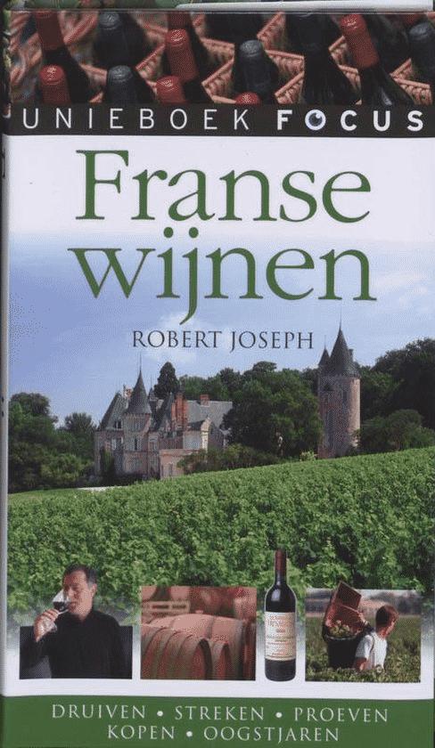 Franse wijnen van Robert Joseph