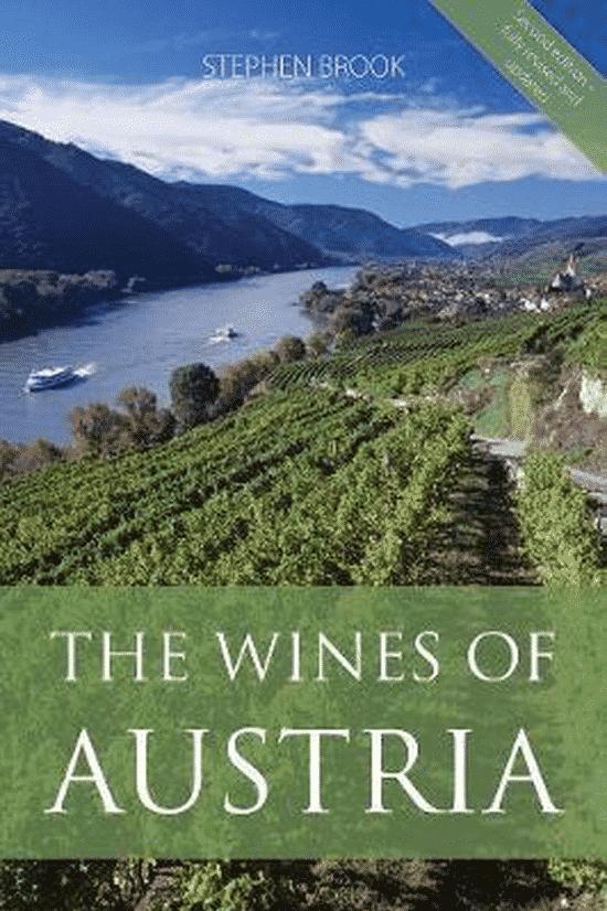 The wines of Austria van Stephen Brook
