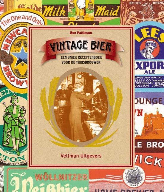 Vintage bier - van Ron Pattinson