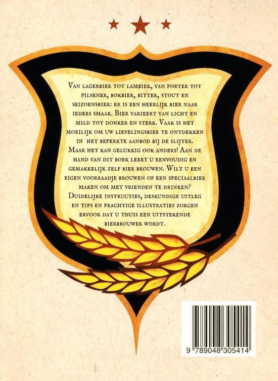 Zelf bier brouwen - van Brian Kunath