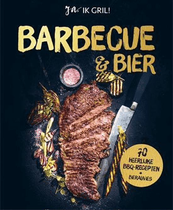 Barbecue & Bier (70 heerlijke BBQ-recepten en bier advies) van Guido Schmelich