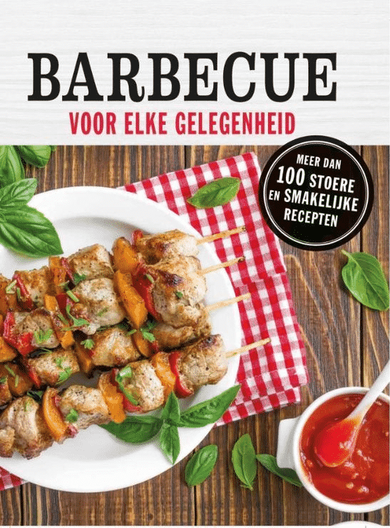Barbecue - voor elke gelegenheid van Richard Caroll
