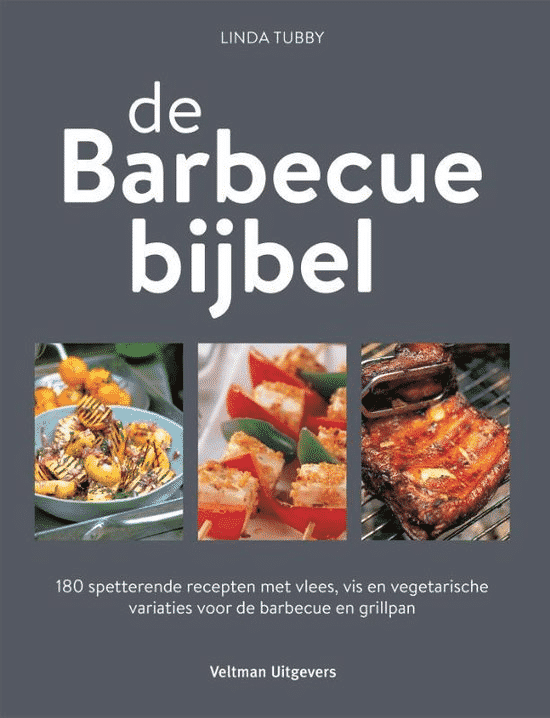 De barbecuebijbel van Linda Tubby