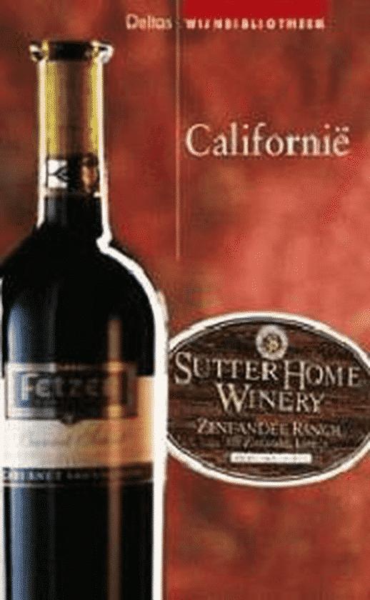 Deltas wijnbibliotheek nr. 4 Californië