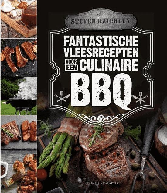 Fantastische vleesrecepten voor een culinaire BBQ van Steven Raichlen