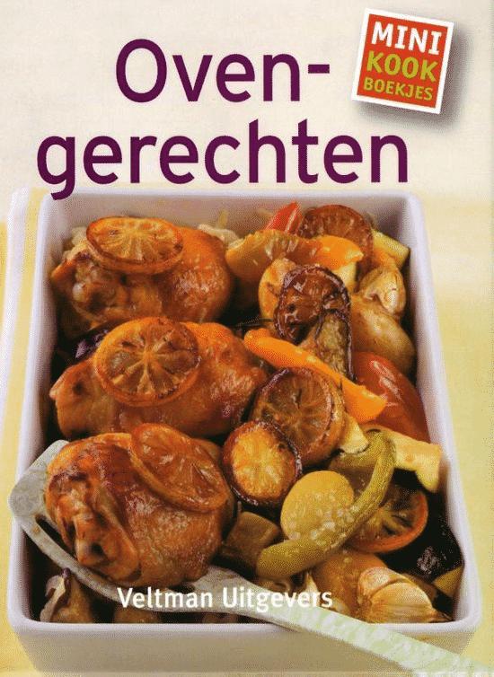 Mini-kookboekjes – Ovengerechten van Naumann