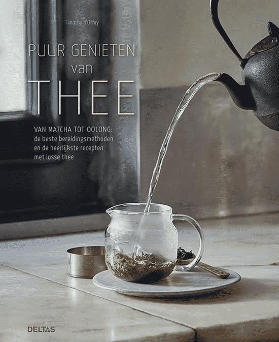 Puur genieten van thee van Timothy D'offay