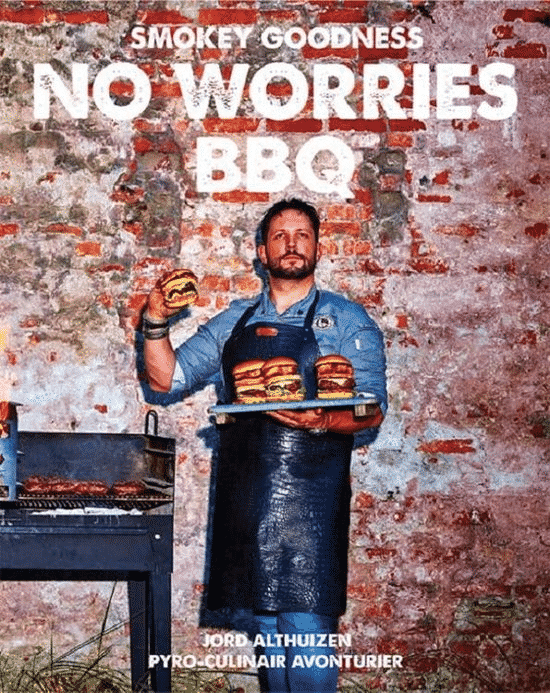 Smokey Goodness No Worries BBQ van Jord Althuizen