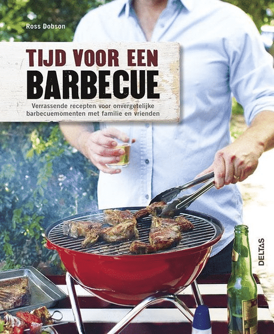 Tijd voor een barbecue van Ross Dobson