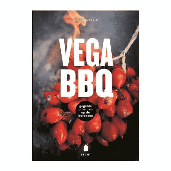 Vega BBQ – gegrilde groente op de barbecue van Malin Landqvist