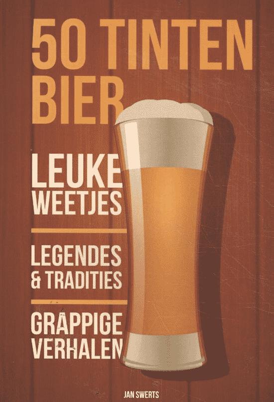 50 tinten bier - van Jan Swerts