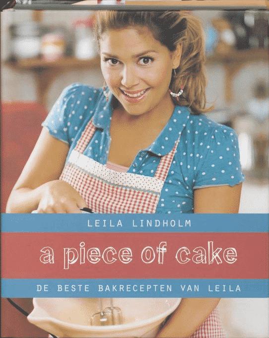 A piece of cake van Leila Lindholm
