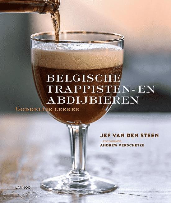 Belgische trappisten- en abdijbieren - van Jef van der Steen