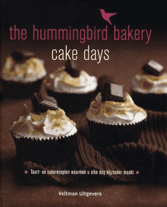 Cake Days van Hummingbird Bakery en Tarek Malouf