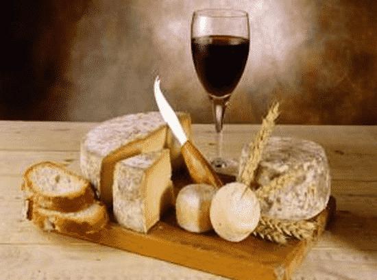 Franse kaas met wijntips van Jean-Francois Dormoy