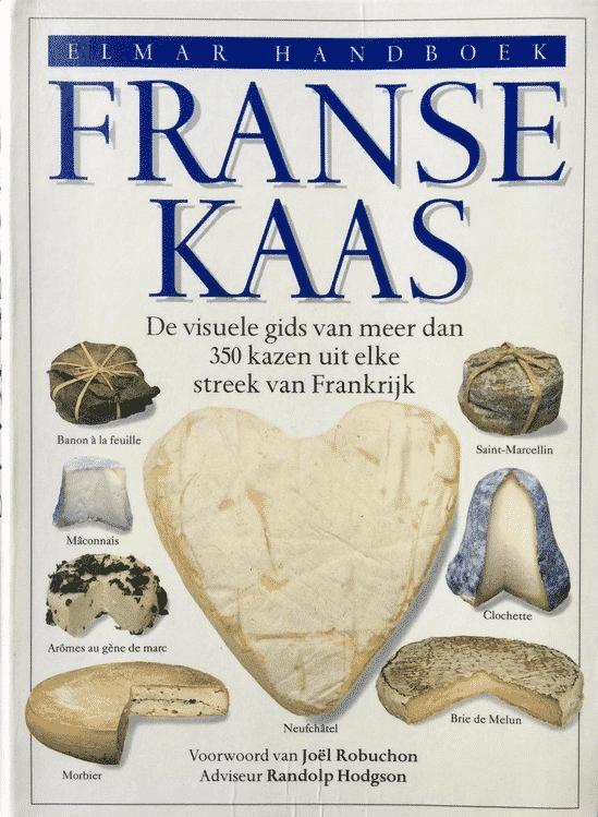 Handboek Franse Kaas van Kazuko Masui