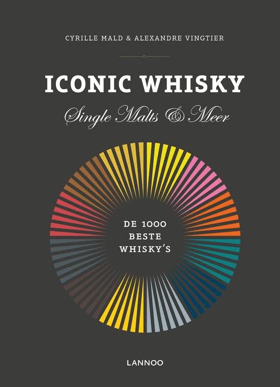 Iconic whisky – van Alexandre Vingtier en Cyrille Mald